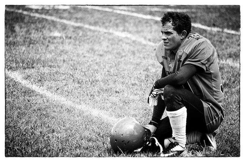 başarıyı engelleyen düşünce kalıpları amerikan futbolu oyuncu siyah beyaz
