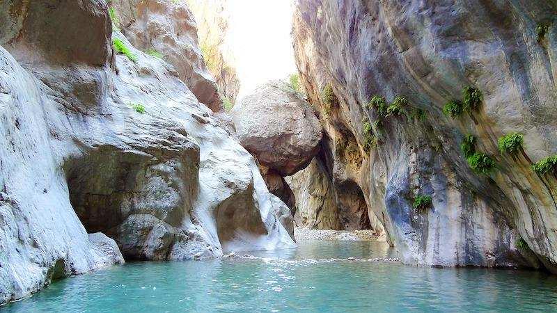 likya yolu kanyon