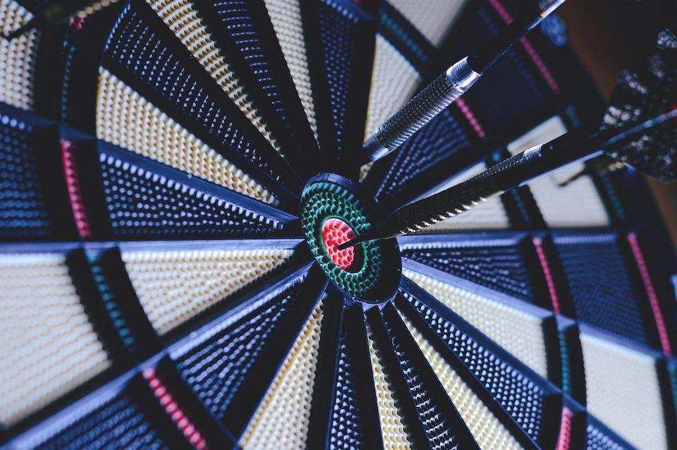 motivasyon hedef dart