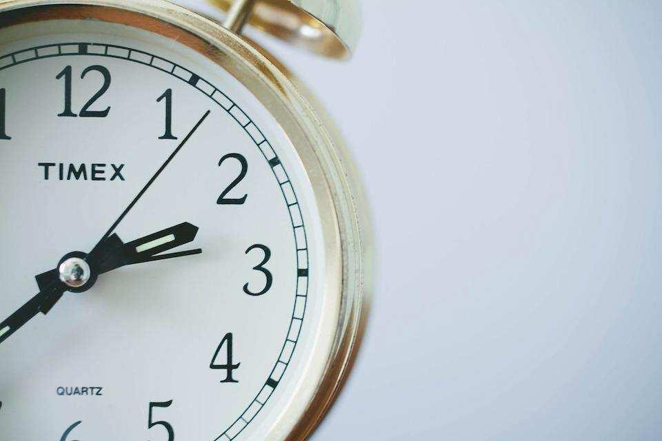 saat zaman yönetimi motivasyon