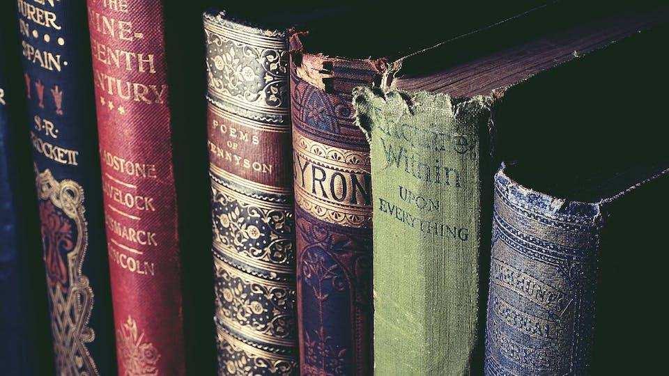 batı edebiyatında akımlar eski kitaplar