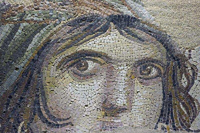 çingene mozaik gaziantep