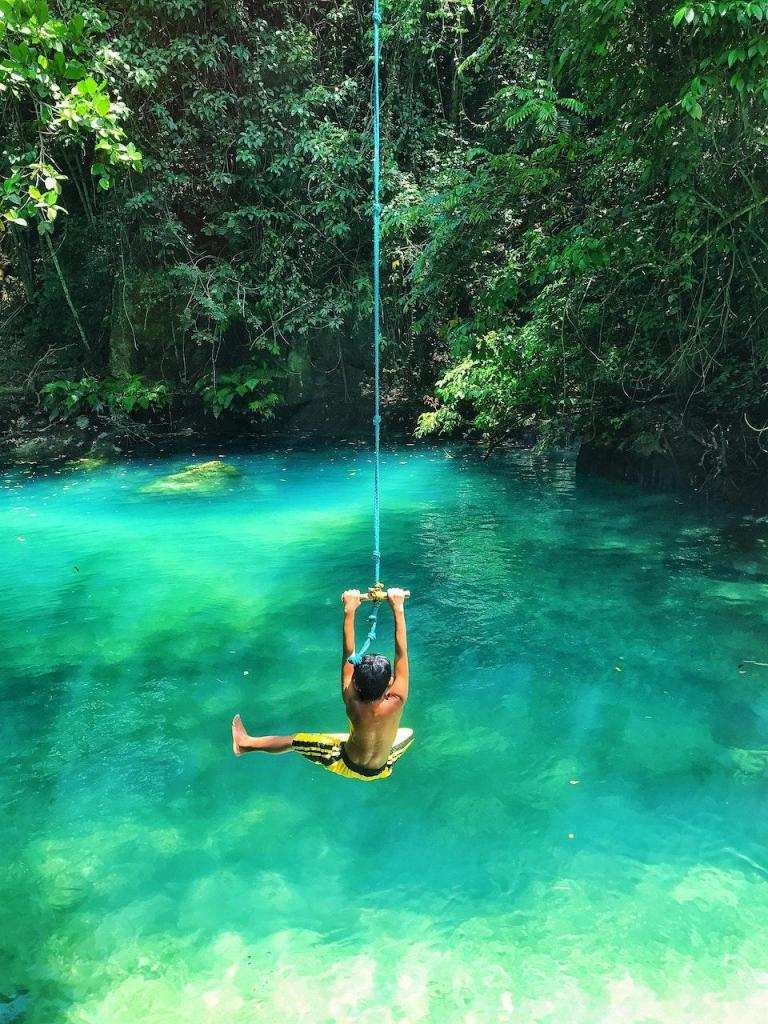 extreme sporlar rope swing