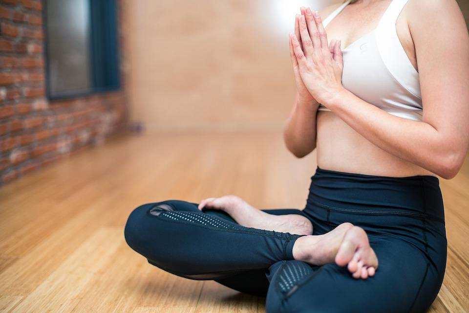 yoga meditasyon