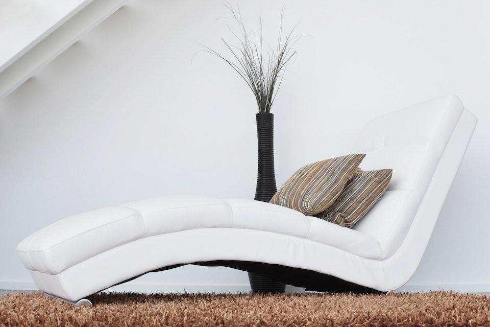 koltuk ev bitki rahatlama