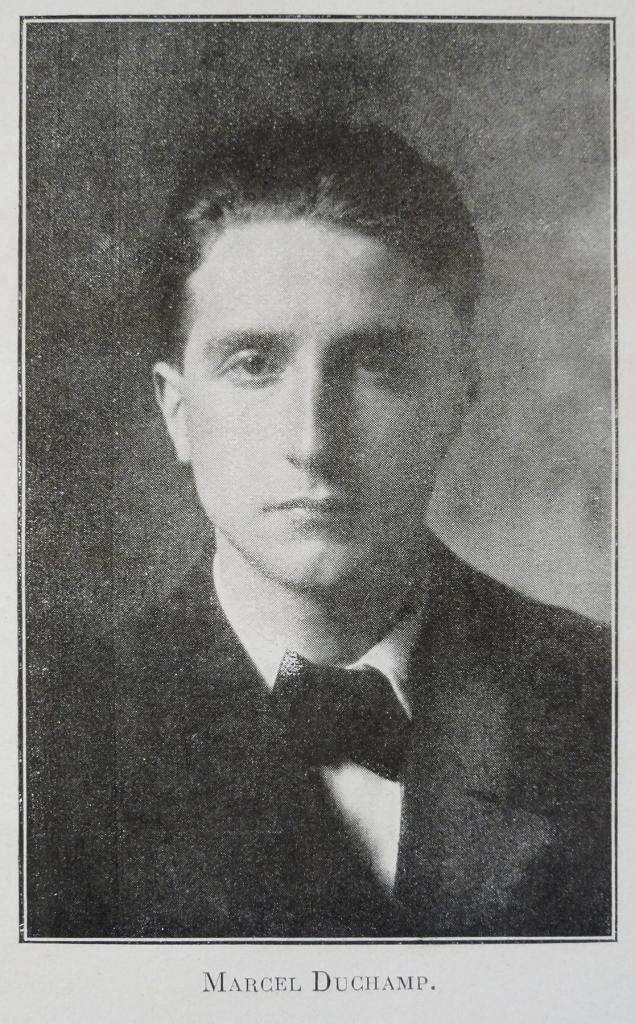 marcel duchamp 1913