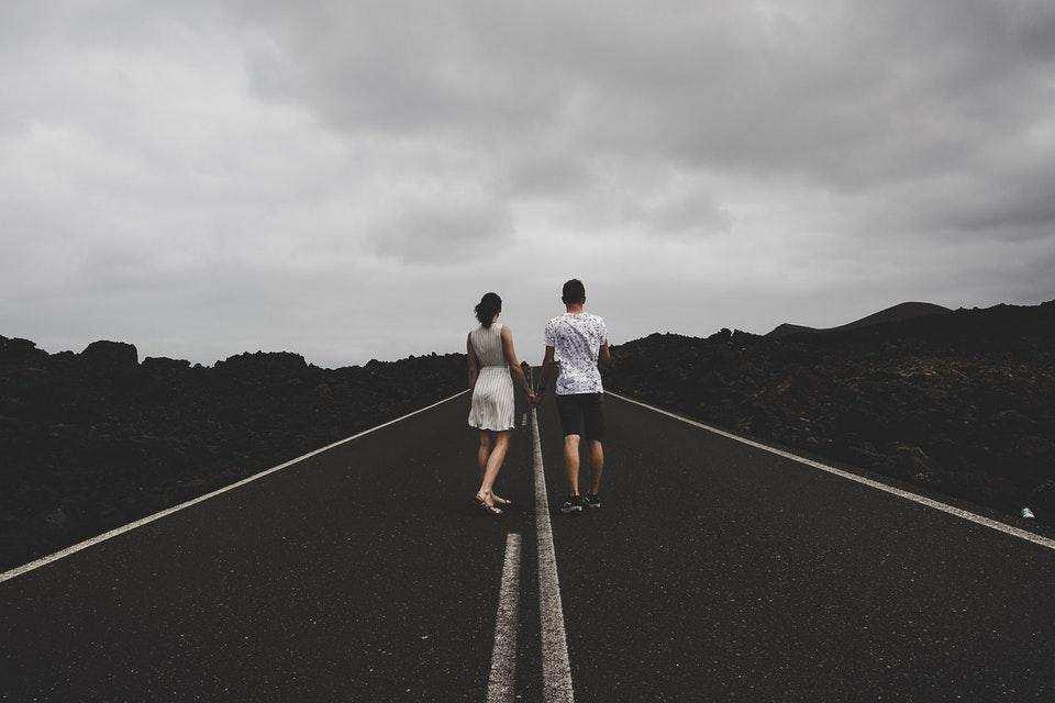 çift yolculuk yol