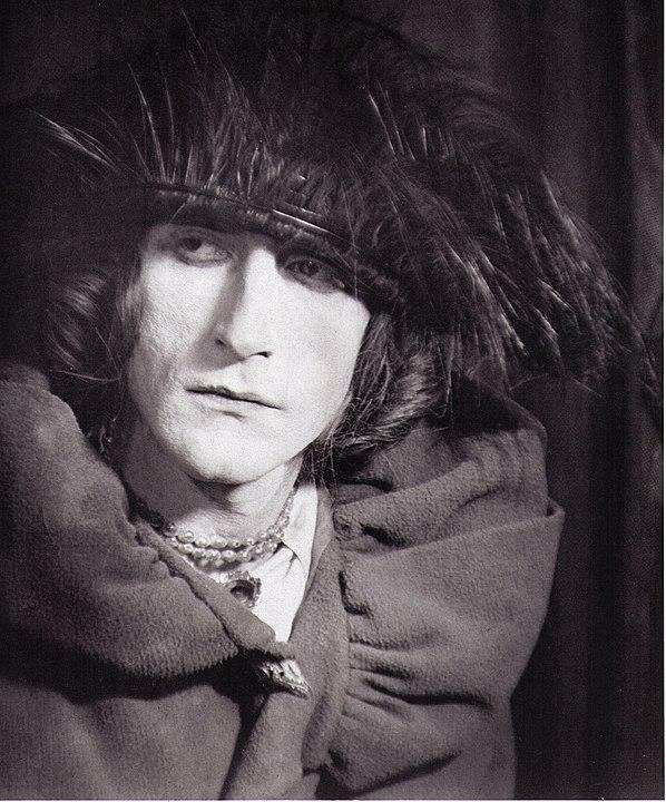 marcel duchamp selavy portre 1921