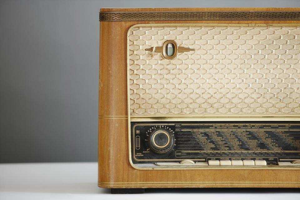 radyo vintage