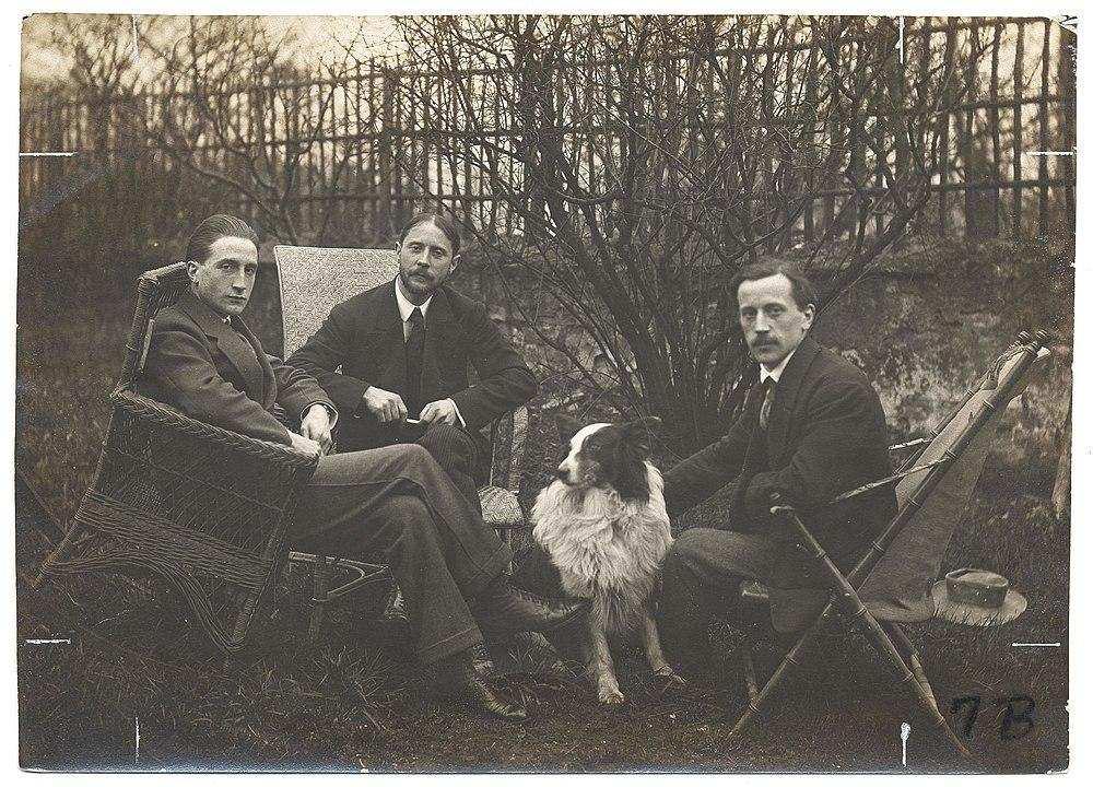 marcel duchamp ve kardeşleri