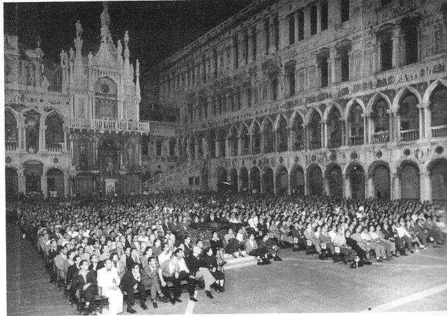 Venedik Film Festivali, 1947