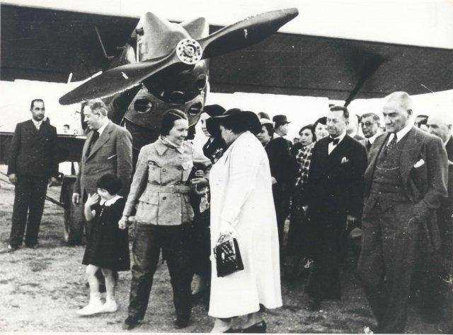 türkiye havacılık tarihi
