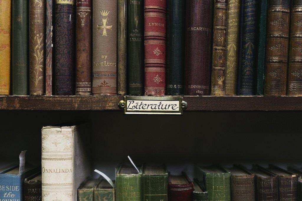 kitaplık edebiyat