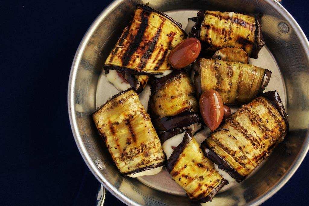 patlıcan yemek