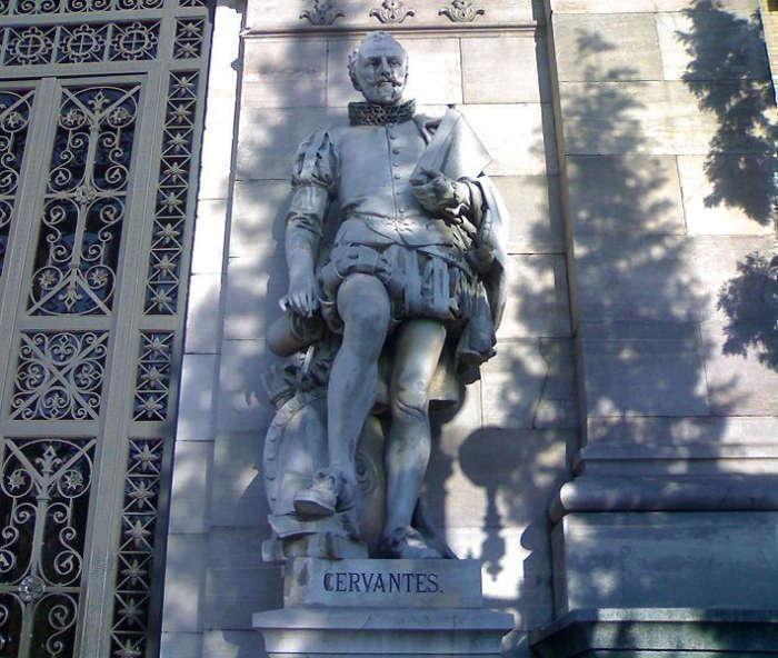 cervantes ispanya milli kütüphanesi