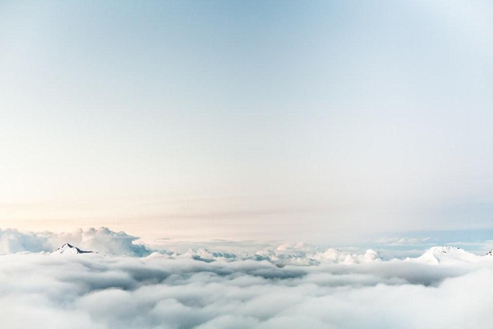 bulutlar gökyüzü