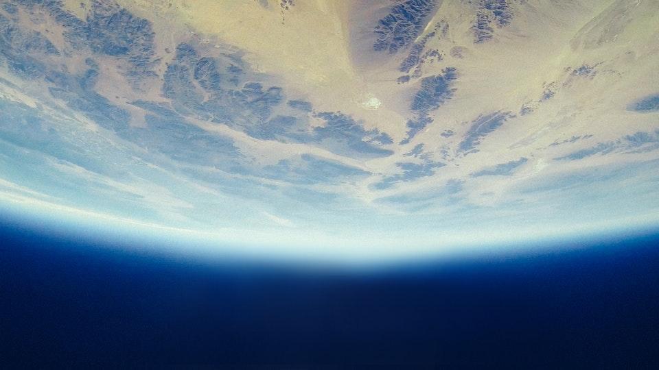 dünya atmosfer