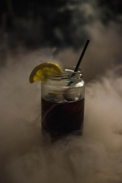 kış kokteyli limon