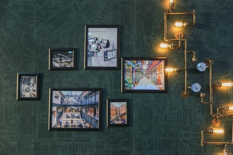 oda dekorasyonu tablolar duvar