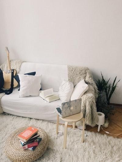 oda dekorasyonu dinlenme alanı
