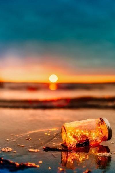 gün doğumu sahil
