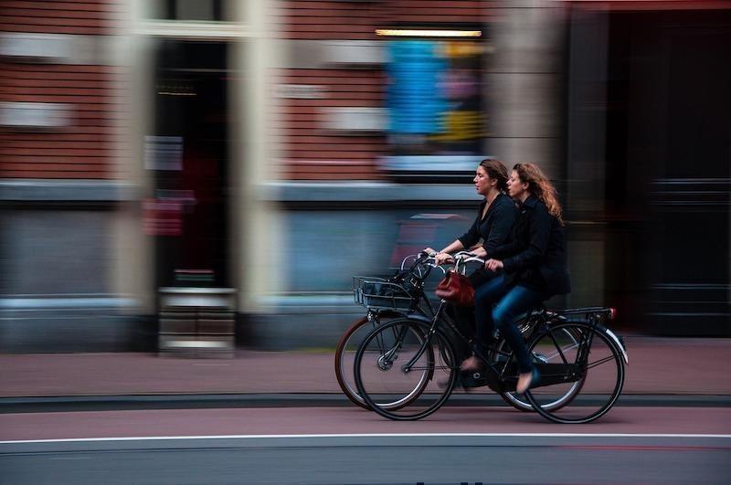 bisikletliler trafik