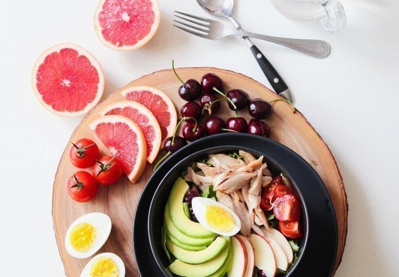 ketojenik diyet salata meyve sebze