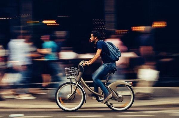 bisiklet cadde