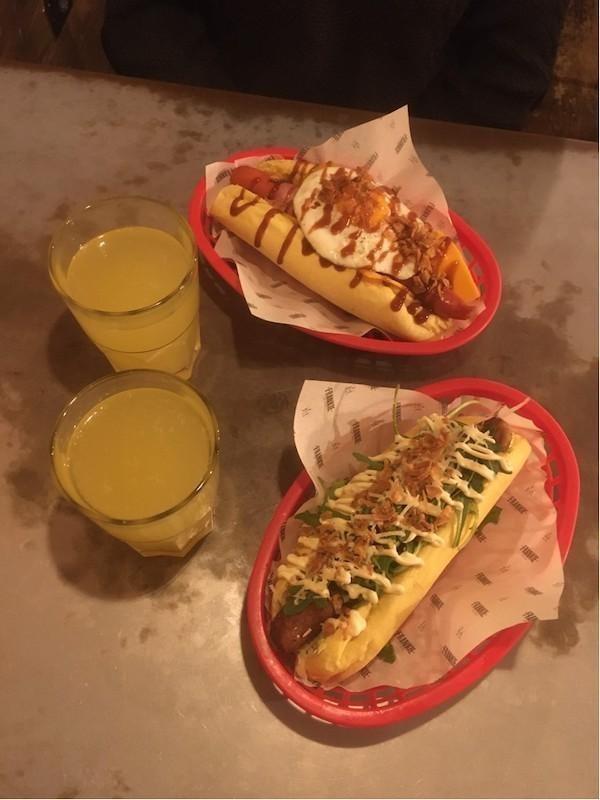 frankies hotdog
