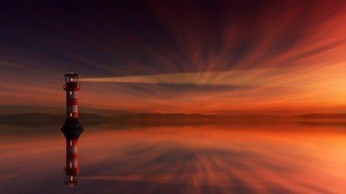 deniz günbatımı