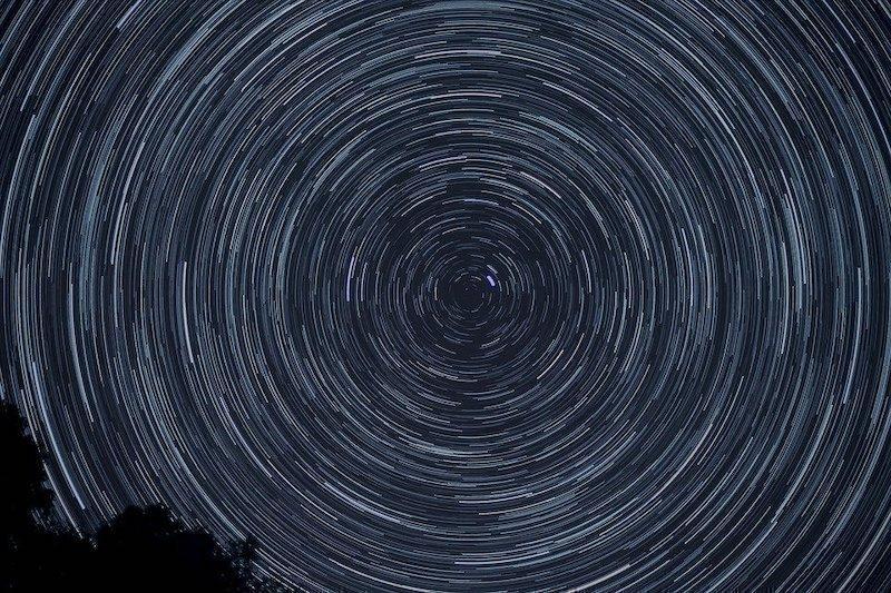 gece yıldızlar
