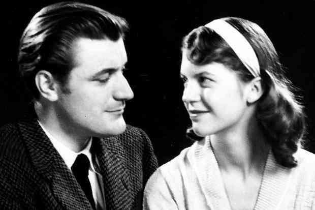 Ted Hughes ve Sylvia Plath