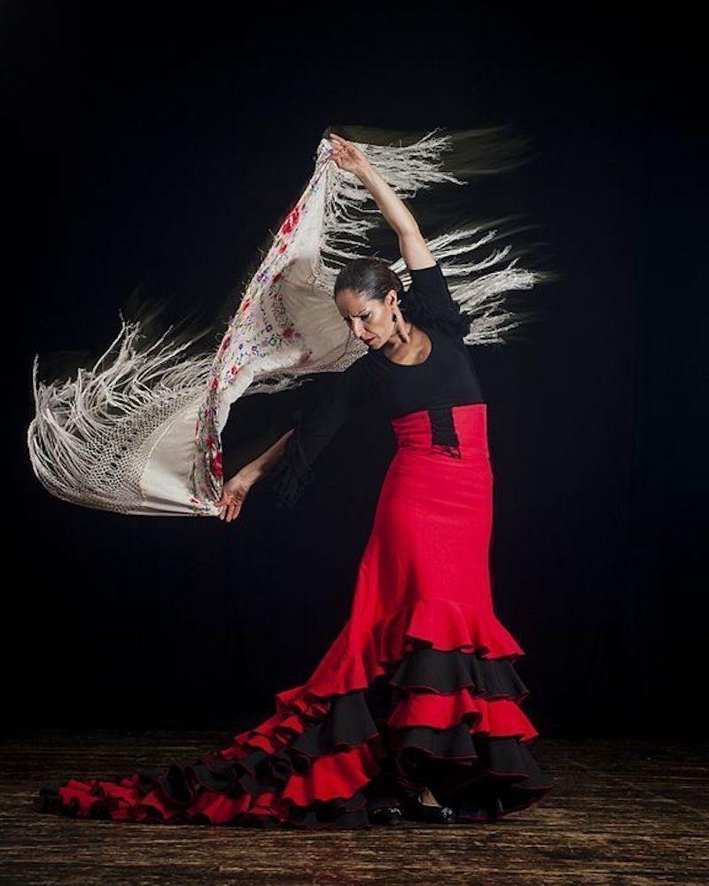 flamenko dansçısı