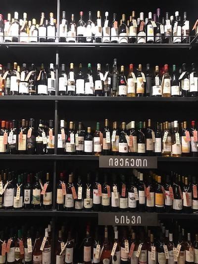 tiflis şarap