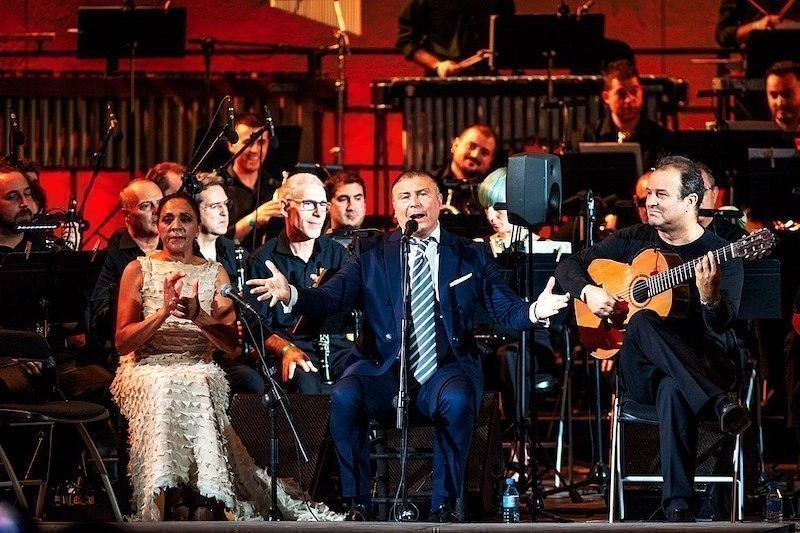 flamenko müzisyenleri