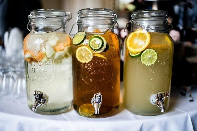 yaz içecekleri soğuk çay