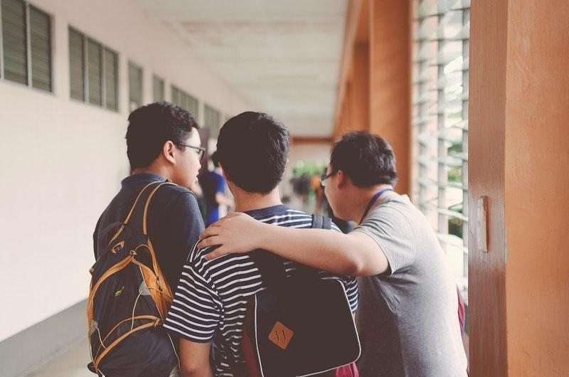 friends school