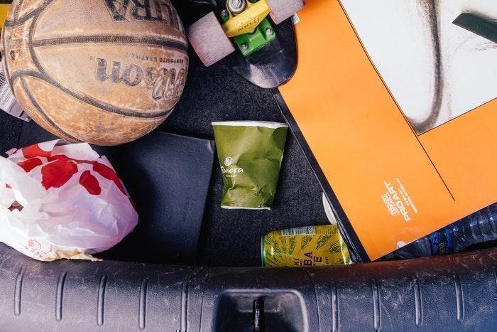 biriktirme çöp