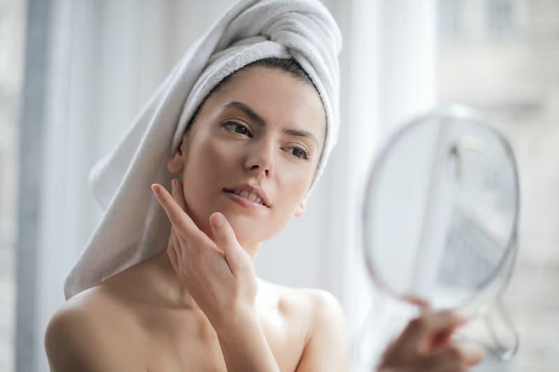 skincare sağlıklı bir cilt