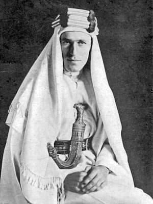 T.E. Lawrence Arabistanlı Lawrence