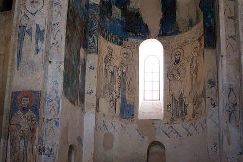 akdamar kilisesi freskleri