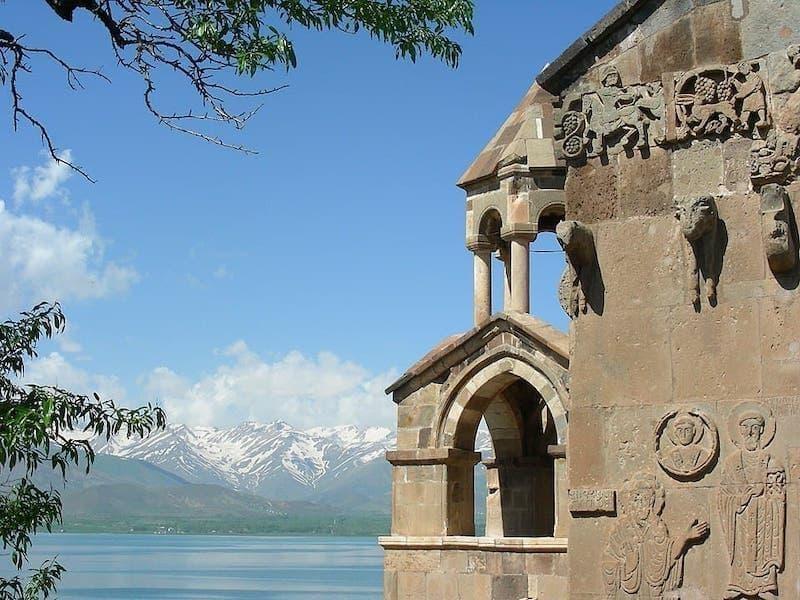 akdamar kilisesi ve adası