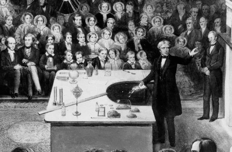 michael faraday lecture