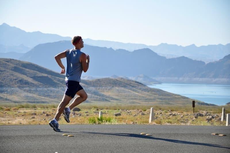 spor koşu egzersiz