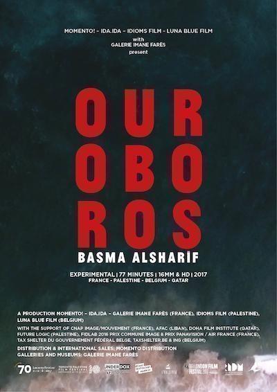 Ouroboros film afişi, Alsharif