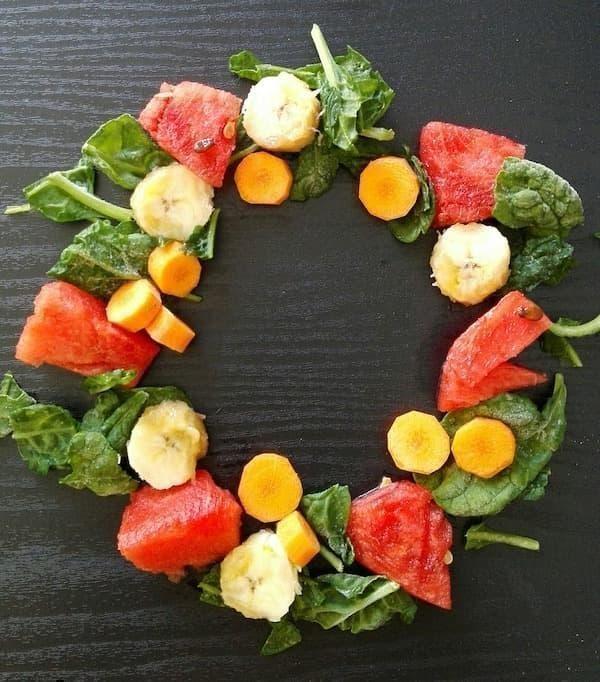 salata meyve