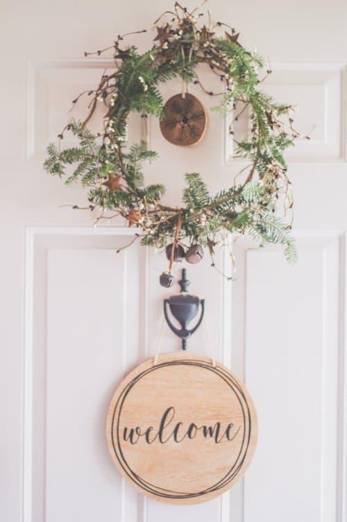home door welcome