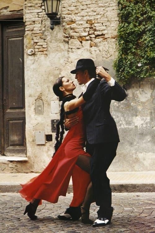 tango sahnesi