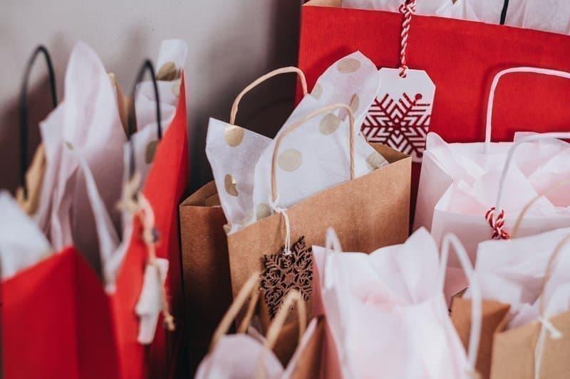 hediye kayıt torbalar alışveriş