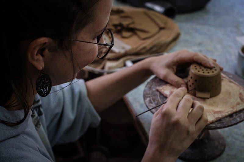 hobi kadın el işi